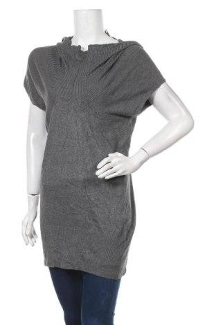 Дамски пуловер Crossroads, Размер M, Цвят Сив, Вискоза, полиамид, Цена 5,80лв.