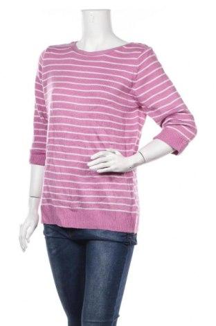 Γυναικείο πουλόβερ Damart, Μέγεθος M, Χρώμα Ρόζ , 100%ακρυλικό, Τιμή 18,19€