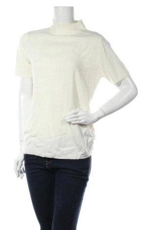 Γυναικείο πουλόβερ Damart, Μέγεθος M, Χρώμα Εκρού, Ακρυλικό, Τιμή 12,15€