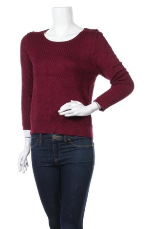 Γυναικείο πουλόβερ Dotti, Μέγεθος L, Χρώμα Κόκκινο, 65% βισκόζη, 35% πολυαμίδη, Τιμή 16,66€