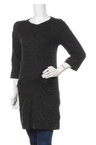 Дамски пуловер Elka Collective, Размер M, Цвят Черен, 38% вискоза, 35% полиамид, 22% вълна, 5% вълна от алпака, Цена 30,98лв.