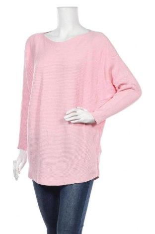 Дамски пуловер H&M L.O.G.G., Размер S, Цвят Розов, 60% памук, 40% вискоза, Цена 7,35лв.