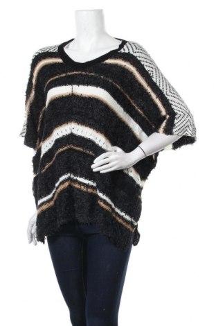 Γυναικείο πουλόβερ Katies, Μέγεθος L, Χρώμα Μαύρο, 60%ακρυλικό, 40% πολυαμίδη, Τιμή 17,54€