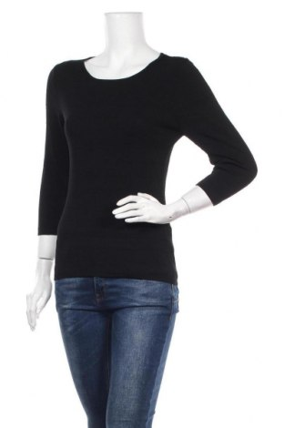 Дамски пуловер Katies, Размер L, Цвят Черен, Цена 29,40лв.