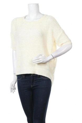 Γυναικείο πουλόβερ Katies, Μέγεθος S, Χρώμα Εκρού, 65%ακρυλικό, 35% πολυαμίδη, Τιμή 16,89€