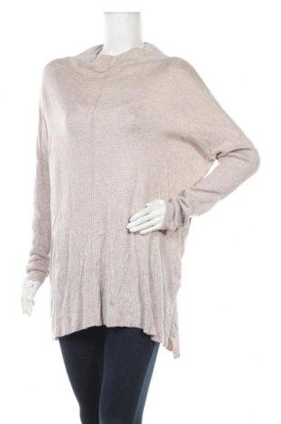 Γυναικείο πουλόβερ Katies, Μέγεθος XL, Χρώμα  Μπέζ, 48% βισκόζη, 48% πολυαμίδη, 7% μαλλί, Τιμή 20,13€