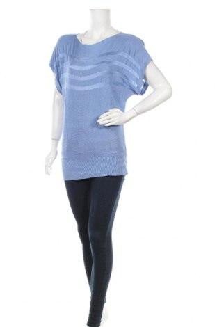 Γυναικείο πουλόβερ Katies, Μέγεθος M, Χρώμα Μπλέ, Βισκόζη, πολυαμίδη, Τιμή 6,14€