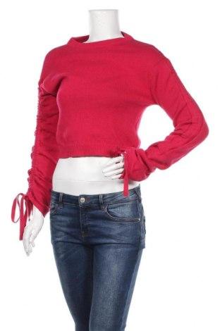 Γυναικείο πουλόβερ Lily Loves, Μέγεθος S, Χρώμα Ρόζ , Βαμβάκι, Τιμή 10,00€
