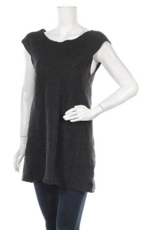 Γυναικείο πουλόβερ Meredith, Μέγεθος M, Χρώμα Γκρί, 50% μαλλί, 50%ακρυλικό, Τιμή 5,00€