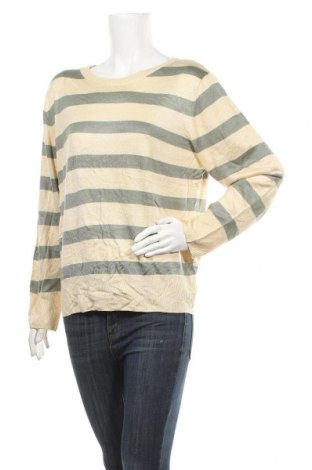 Γυναικείο πουλόβερ Mix, Μέγεθος L, Χρώμα Εκρού, Ακρυλικό, Τιμή 17,28€