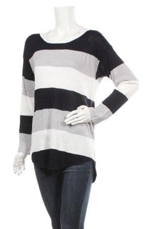 Дамски пуловер My Girl, Размер XL, Цвят Многоцветен, 35% памук, 65% полиестер, Цена 18,43лв.