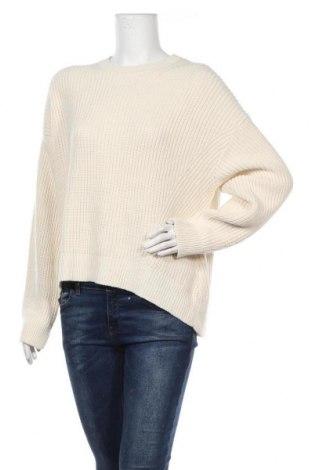 Γυναικείο πουλόβερ New Look, Μέγεθος M, Χρώμα  Μπέζ, Ακρυλικό, Τιμή 20,10€