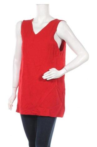 Дамски пуловер Piper, Размер L, Цвят Червен, 65% вискоза, 35% полиамид, Цена 7,09лв.