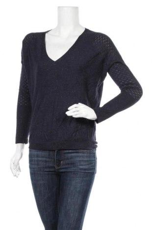 Γυναικείο πουλόβερ Promod, Μέγεθος M, Χρώμα Μπλέ, Τιμή 14,94€