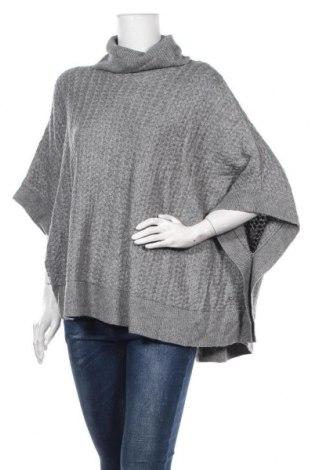 Дамски пуловер RB Sellars, Размер M, Цвят Сив, 28% вълна, 36% вискоза, 36% полиамид, Цена 17,64лв.