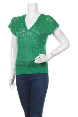 Дамски пуловер Revival, Размер M, Цвят Зелен, Цена 4,83лв.