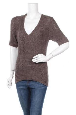 Дамски пуловер S.Oliver, Размер S, Цвят Зелен, Цена 22,94лв.