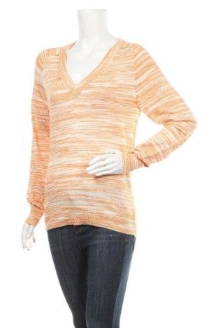 Дамски пуловер Sadie, Размер S, Цвят Оранжев, 55% памук, 28% акрил, 17% полиестер, Цена 8,14лв.