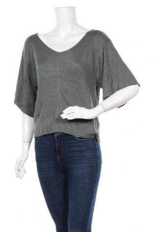 Дамски пуловер Sass, Размер XS, Цвят Зелен, Вискоза, акрил, Цена 16,28лв.