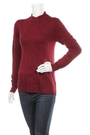Дамски пуловер Savannah, Размер M, Цвят Червен, Акрил, Цена 20,16лв.