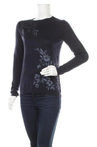 Γυναικείο πουλόβερ Sportscraft, Μέγεθος S, Χρώμα Μπλέ, 56% μαλλί, 44% βαμβάκι, Τιμή 31,18€