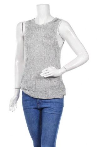 Γυναικείο πουλόβερ Sportsgirl, Μέγεθος XS, Χρώμα Ασημί, 73% βισκόζη, 27% μεταλλικά νήματα, Τιμή 5,68€