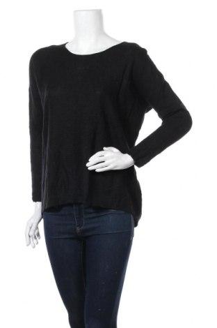 Γυναικείο πουλόβερ Sussan, Μέγεθος M, Χρώμα Μαύρο, 35% βισκόζη, 30% πολυαμίδη, 20% μαλλί, 10% πολυεστέρας, 5% μαλλί από αλπακά, Τιμή 8,18€