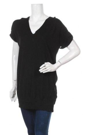 Дамски пуловер Sussan, Размер M, Цвят Черен, 90% вискоза, 10% полиамид, Цена 6,52лв.