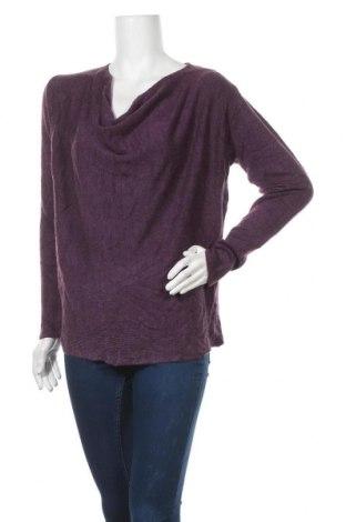 Дамски пуловер Suzanne Grae, Размер M, Цвят Лилав, Акрил, Цена 12,86лв.