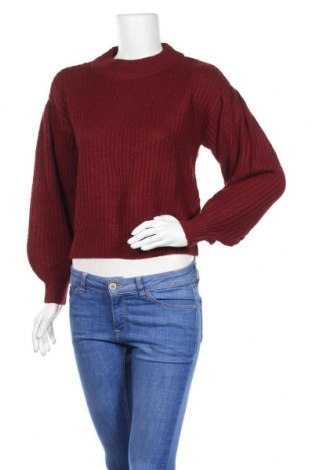 Γυναικείο πουλόβερ Vero Moda, Μέγεθος XS, Χρώμα Κόκκινο, 100%ακρυλικό, Τιμή 7,60€