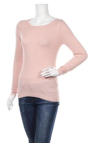 Γυναικείο πουλόβερ Vero Moda, Μέγεθος XS, Χρώμα Ρόζ , Βαμβάκι, Τιμή 20,10€