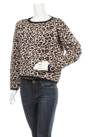Дамски пуловер Verve Ami, Размер XL, Цвят Бежов, Полиамид, Цена 18,43лв.
