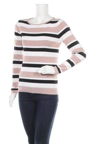 Дамски пуловер Vila, Размер XS, Цвят Многоцветен, 65% вискоза, 35% полиамид, Цена 13,25лв.