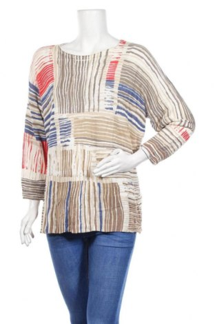 Γυναικείο πουλόβερ W. Lane, Μέγεθος L, Χρώμα Πολύχρωμο, Λινό, βισκόζη, Τιμή 13,16€