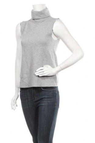 Γυναικείο πουλόβερ Zara, Μέγεθος S, Χρώμα Γκρί, 71% πολυεστέρας, 29% βαμβάκι, Τιμή 10,23€