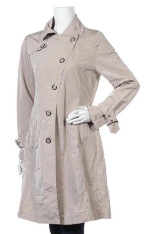Дамски шлифер Oscar B., Размер M, Цвят Бежов, 72% полиестер, 28% полиамид, Цена 23,10лв.