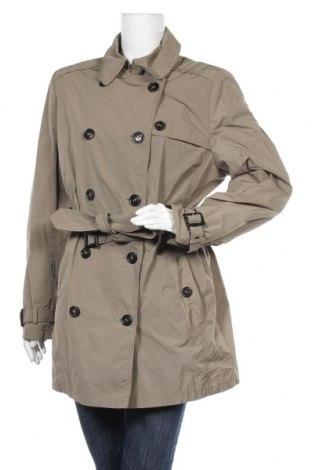 Дамски шлифер Saint Jacques, Размер XL, Цвят Зелен, Полиестер, Цена 17,85лв.
