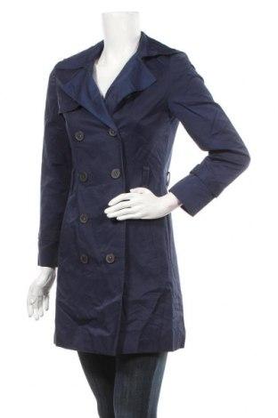 Дамски шлифер Target, Размер S, Цвят Син, Памук, полиестер, Цена 12,34лв.