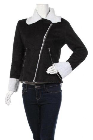 Дамско палто, Размер M, Цвят Черен, Цена 23,68лв.