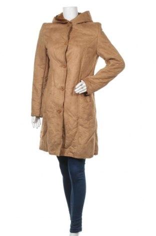 Дамско палто, Размер M, Цвят Кафяв, Цена 23,63лв.