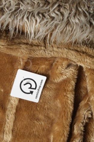 Дамско палто, Размер M, Цвят Бежов, Цена 24,10лв.