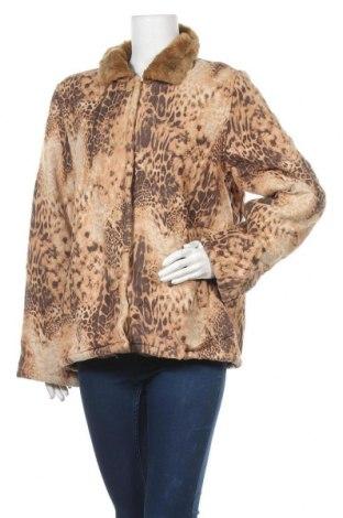 Дамско палто, Размер M, Цвят Многоцветен, Цена 18,48лв.