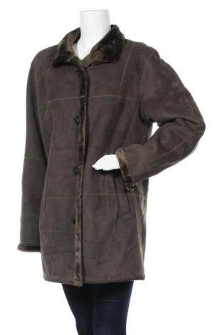 Дамско палто, Размер XL, Цвят Зелен, Цена 48,30лв.
