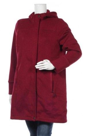 Дамско палто Active By Tchibo, Размер L, Цвят Червен, Полиестер, Цена 28,67лв.