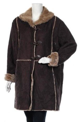 Дамско палто Atlas For Women, Размер 3XL, Цвят Кафяв, Полиестер, Цена 24,36лв.