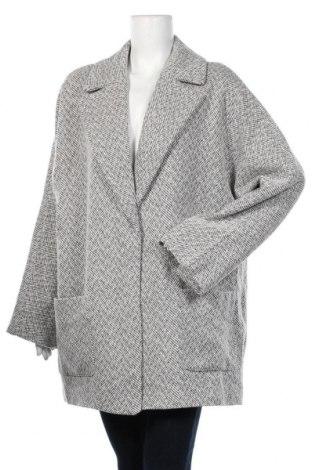 Дамско палто Body Flirt, Размер L, Цвят Сив, Полиестер, Цена 48,30лв.