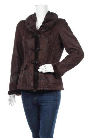 Дамско палто Bonita, Размер S, Цвят Кафяв, Полиестер, Цена 14,44лв.