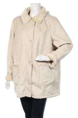 Дамско палто Canda, Размер XXL, Цвят Бежов, Цена 14,70лв.