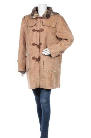 Дамско палто Cecilia Classics, Размер XL, Цвят Бежов, Полиестер, Цена 30,03лв.