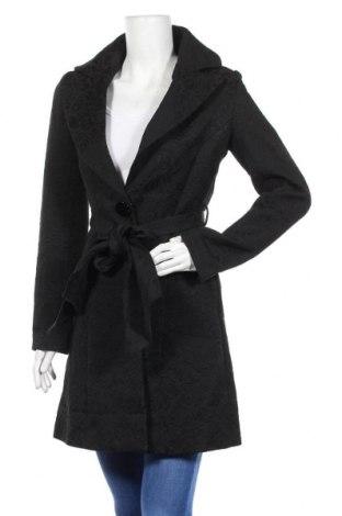Дамско палто Celsius, Размер M, Цвят Черен, Памук, Цена 36,96лв.